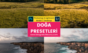 doğa photoshop ve lightroom presetleri presets