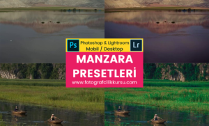 manzara landspace photoshop ve lightroom presetleri presets